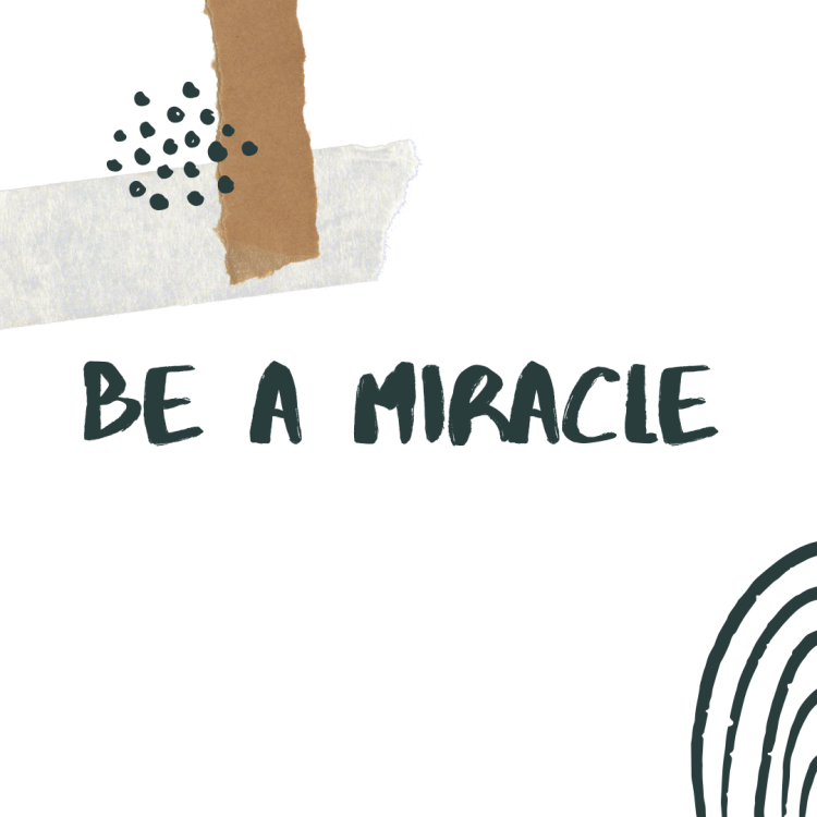 Be a Miracle (2)